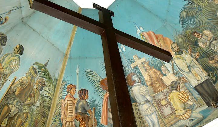 Magellan's Cross   Cebu City + Sirao Garden and Temple of Leah Day Tour   Cebu Day Tour