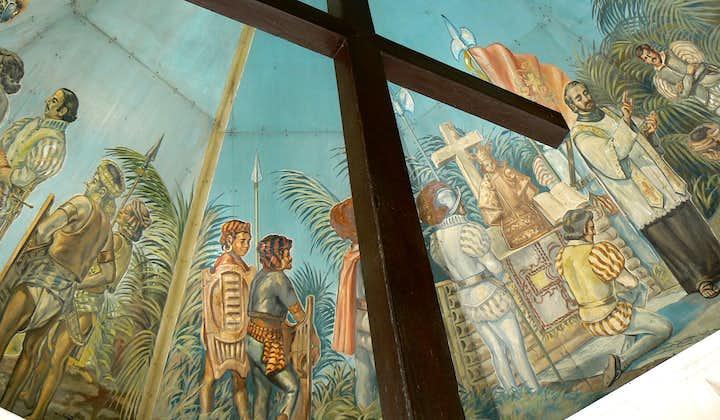 Magellan's Cross | Cebu City + Sirao Garden and Temple of Leah Day Tour | Cebu Day Tour