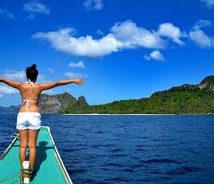 El Nido Island Hopping Tour | Pickup from Puerto Princesa, Palawan