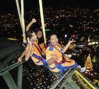 Sky Experience Adventure in Cebu with Buffet Dinner