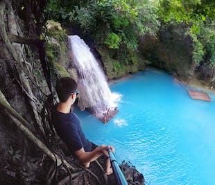 Osmeña Peak & Kawasan Falls Cebu Private Day Tour | With Lunch