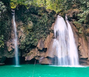Day Trip to Osmeña Peak and Kawasan Falls | Private Tour from Cebu