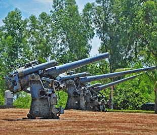 Historic Corregidor Island Tour with Buffet Lunch | Free Hotel Pick-Up