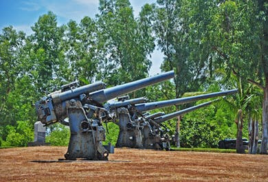 Historic Corregidor Island Tour with Buffet Lunch   Free Hotel Pick-Up