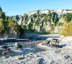 4x4 Puning Hot Spring in Mt Pinatubo
