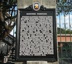 Pamintuan Mansion Plaque