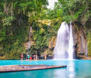 Kawasan Falls Cebu Day Tour | With Molave Milk Station Side Trip