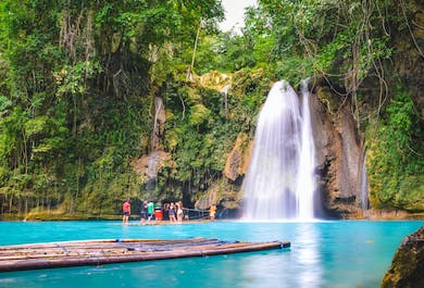 Kawasan Falls Day Tour | With Stopover at Molave Milk Station