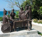 Bohol Countryside Tour -- Blood Compact Site