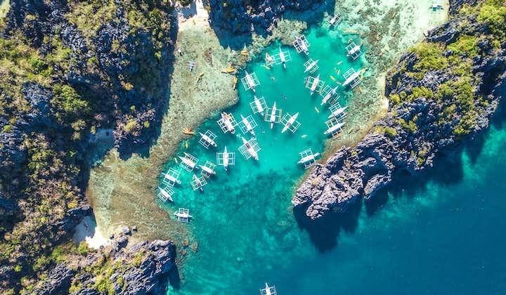 El Nido Hidden Lagoons and Secret Beaches   Island Hopping Day Tour A