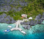 Best Beaches in El Nido | Island Hopping Day Tour C -- Matinloc Shrine