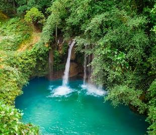 Osmeña Peak and Kawasan Falls | Day Trip from Cebu