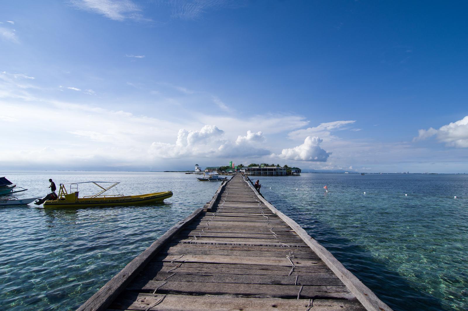 Nalusuan Island Pier