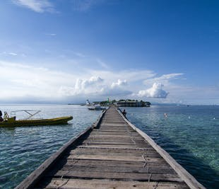 Mactan Cebu Island Hopping Half-Day Tour | With BBQ Lunch