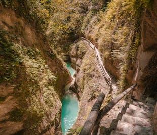 Badian Canyoneering & Kawasan Falls Cebu Tour | With Transfer and Guide