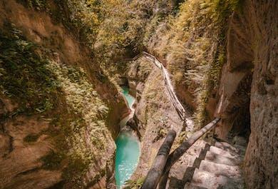 Badian Canyoneering & Kawasan Falls Cebu Day Tour with Transfer