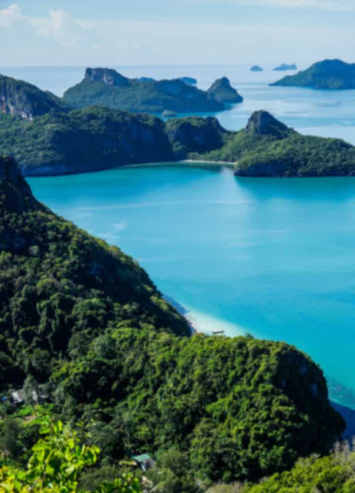 Hundred Islands Tours