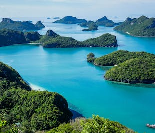 Hundred Islands National Park Private Tour   with Pick-Up & Lunch