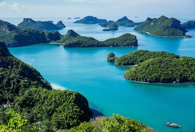 Hundred Islands National Park Tour | Private Day Trip from Pangasinan