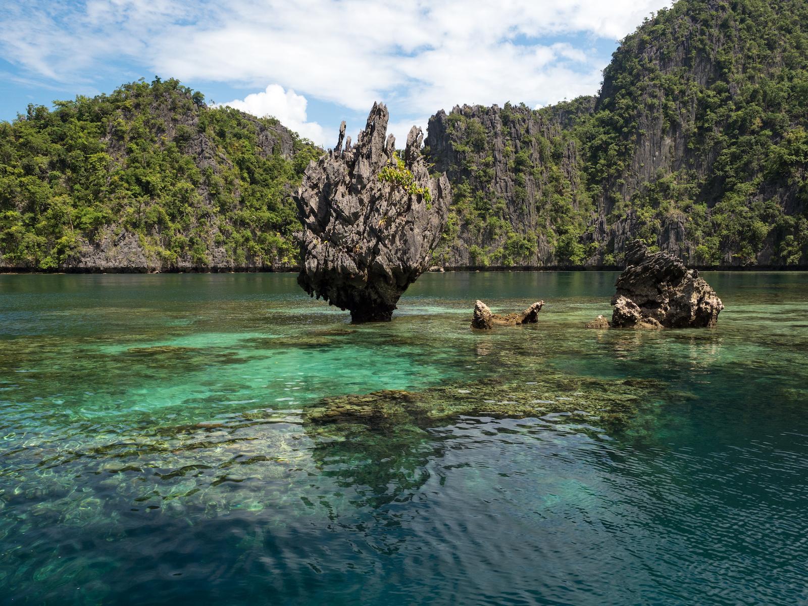Coron Palawan Full-Day Island Hopping Tour | With Buffet Lunch