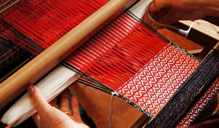Weaving at Easter Weaving Baguio