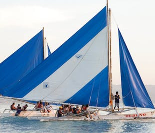 Paraw Sailing in Boracay | Guided Tour
