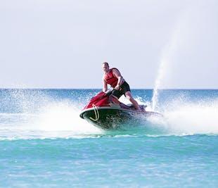 Jet Ski Ride Water Adventure in Boracay