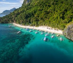 El Nido Palawan Island Hopping Tour A | Beaches & Lagoon Combo