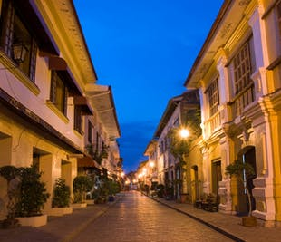 Vigan City Full-Day Sightseeing | Pickup & Dropoff from Laoag