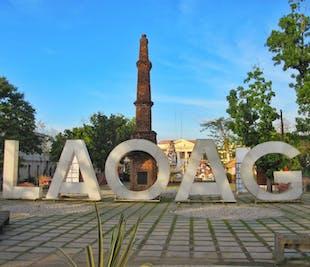 Laoag Ilocos Norte Half-Day City Sightseeing | With Hotel Pickup