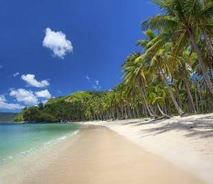 One-Day Beach Hopping in Cadlao Island | El Nido Island Hopping Tour D