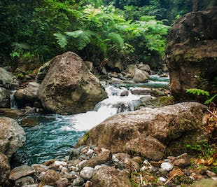 Casaroro Falls Half-day Tour | With Pick-up from Dumaguete