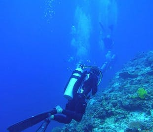 Introductory Scuba Diving in Boracay with Instructor & Equipment