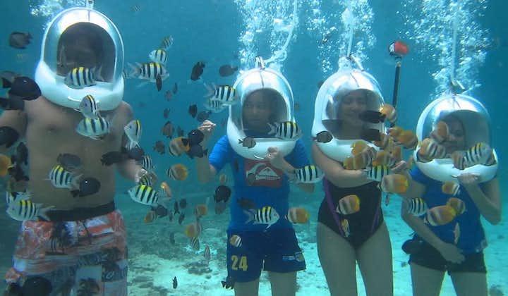 Boracay Aquanaut Helmet Diving in Boracay