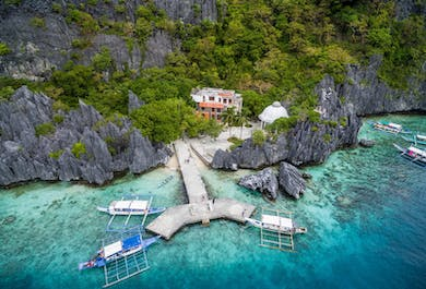 El Nido Tour C | Adventure In Islands and Beaches with Lunch