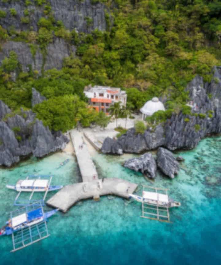 Palawan Island Hopping Tours