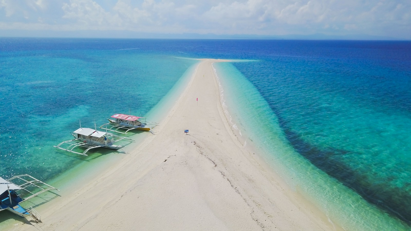 Kalanggaman Sandbar Leyte Day Tour | With Lunch & Boat Transfers