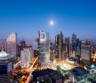 Highlights of Modern and Historical Manila Guided Tour