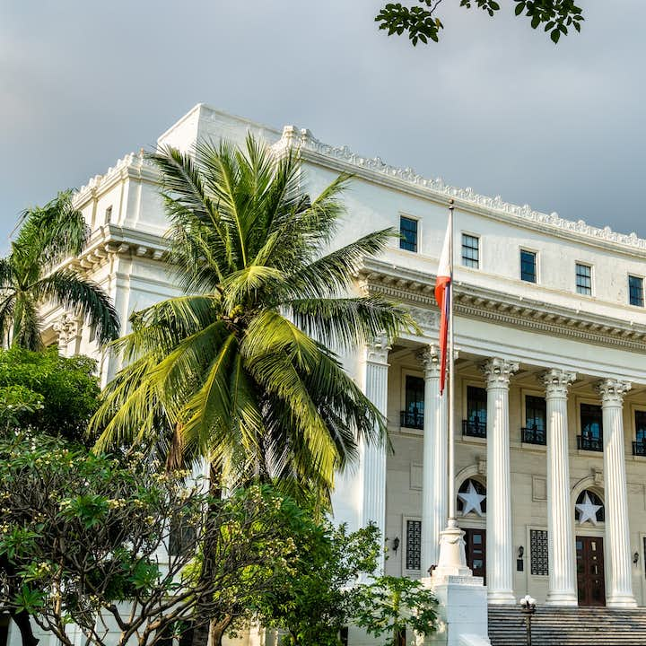National Museum Complex and Intramuros Half-Day Guided Tour