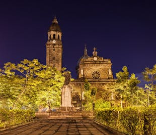 Manila Historical Sightseeing | Day Tour with Dinner Buffet