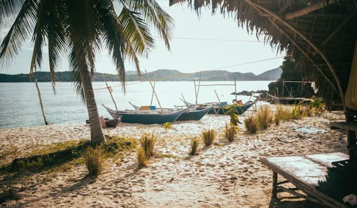 Coron Palawan Beach Hopping Day Tour   With Transfers