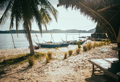 Day Trip To Cabo Bali Beaches In Coron Pickup Drop Off In Town Proper