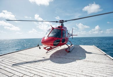 15-minute Boracay Helicopter Tour | With Transfer and Guide
