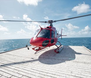 Boracay Helicopter Adventure | 15-Minute Tour With Transfer
