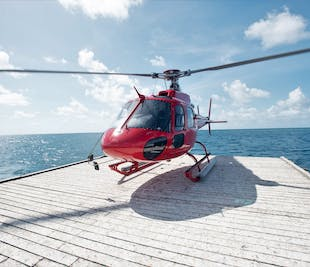 Boracay Helicopter Tour | With Transfer and Guide