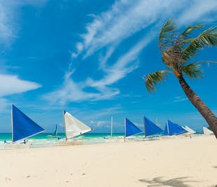 Paraw Sailing in Boracay | With Transfer and Guide