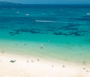 Half-Day Sightseeing Tour in Boracay | with Transfer & Snacks