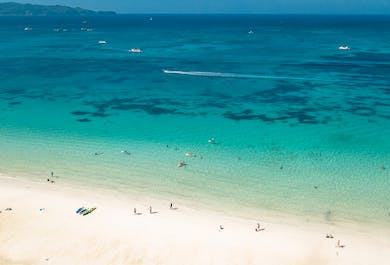 Sightseeing Tour in Boracay | Guided Tour with Transfer and Snacks