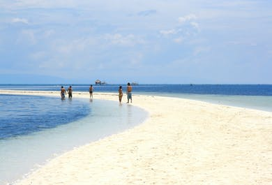 Boracay Island Day Tour | Pickup and Dropoff from Roxas