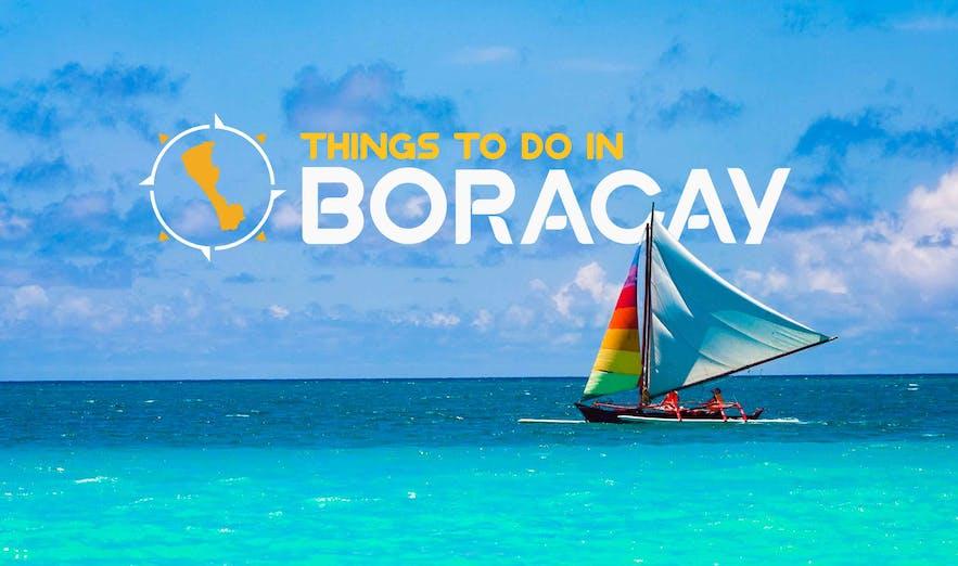 boracay things to do